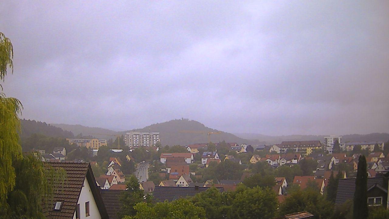 Webcam mit Blick von S�den auf den Schlossberg
